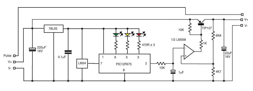 a proportional 12v fan controller